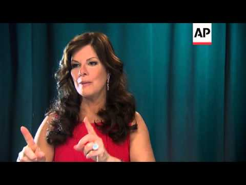 Marcia Gay Harden chats about directing her 9yearold son in a production of 'The Wizard of Oz'