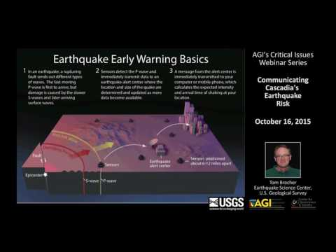 Communicating Cascadia's Earthquake Risk: How to Communicate