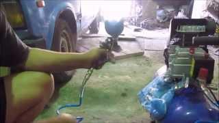 Настройка краскопульта и покраска автомобиля своими силами(, 2014-07-09T19:54:31.000Z)