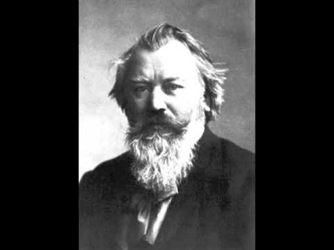 Johannes Brahms - Symphony 4, Mvt. 3 - Szell