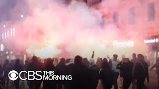 Protests in Italy as Europe enacts new social restrictions against record COVID-19 infections
