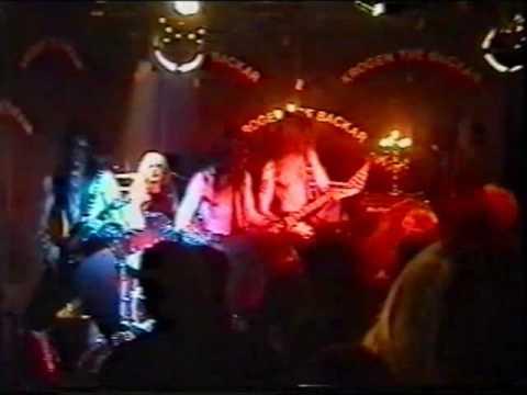 dark funeral bloodfrozen Live stockholm 95