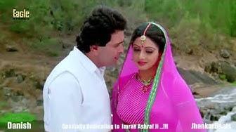 Aaj Kal Yaad Kuch Eagle Jhankar   HD   Nagina   M  Aziz By Danish