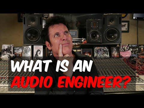 What is An Audio Engineer? - Warren Huart: Produce Like a Pr