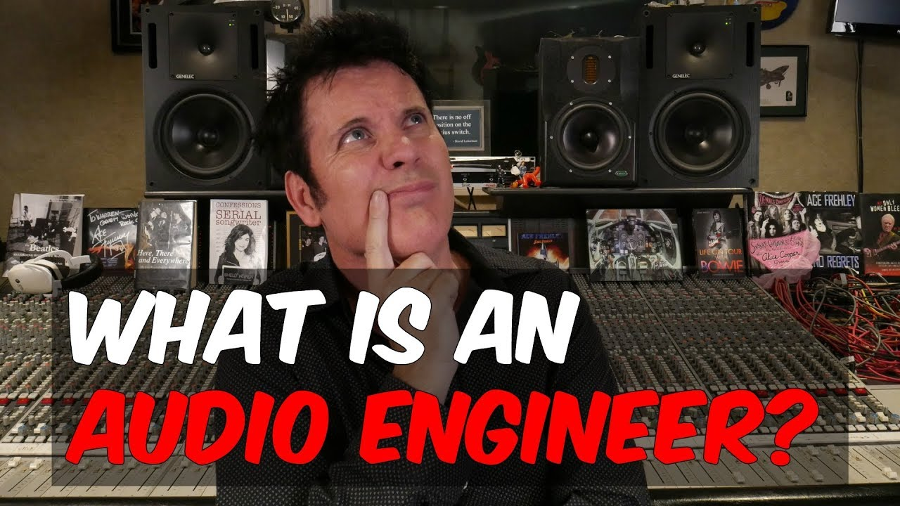 the difference in the roles of an audio engineer and a recording engineer in a studio Difference between music production and music designated as a sound engineer or recording engineers often assume the role of.