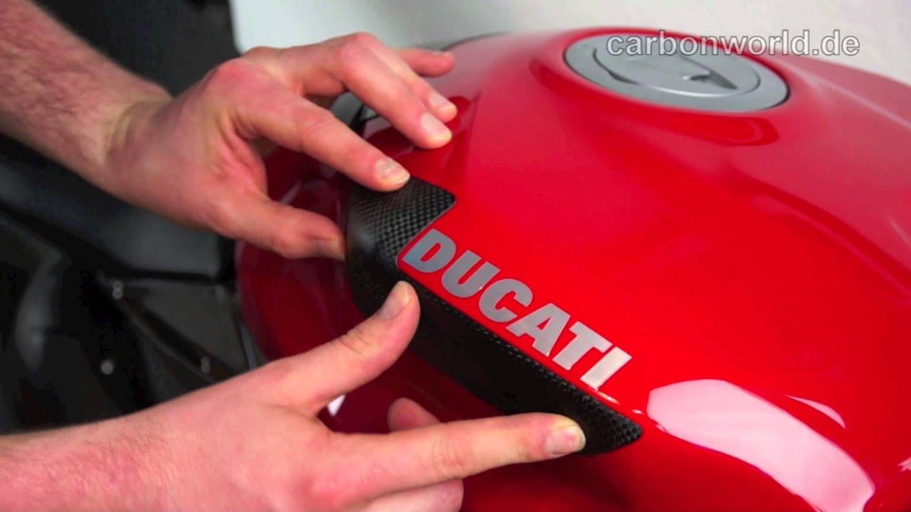 Ducati Tank Protector