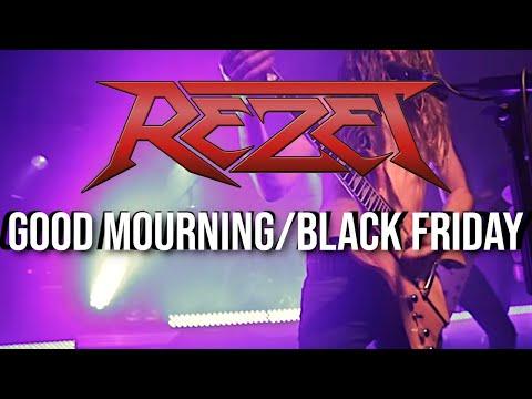 Rezet - Good Mourning/Black Friday (Megadeth Cover)