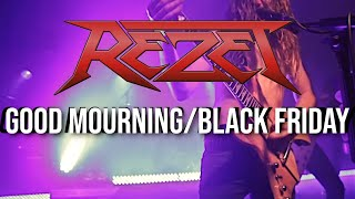Rezet - Good Mourning/Black Friday (Megadeth Cover)
