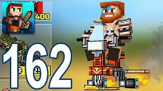 Pixel Gun 3D - Gameplay Walkthrough Part 162 - Battle Royale (iOS, Android)