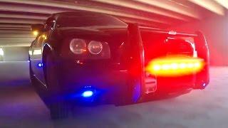 LED Emergency Vehicle 6W Linear Strobe Warning Light Head – LAMPHUS® CosmicRay™ CRLH06