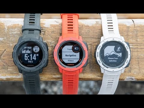 Garmin Instinct Review: Everything you need to know