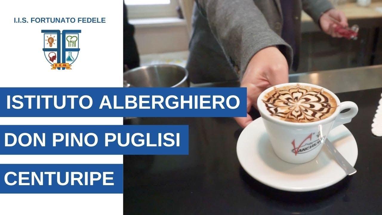 istituto alberghiero Don Pino Puglisi Centuripe