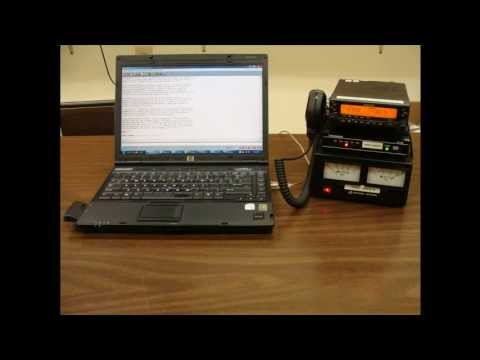 9600 Baud Packet Radio with the Kenwood TM-V71A