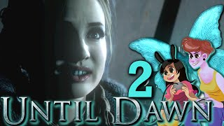 UNTIL DAWN 2 Girls 1 Let