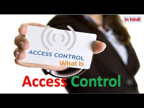What is Access Control in HINDI