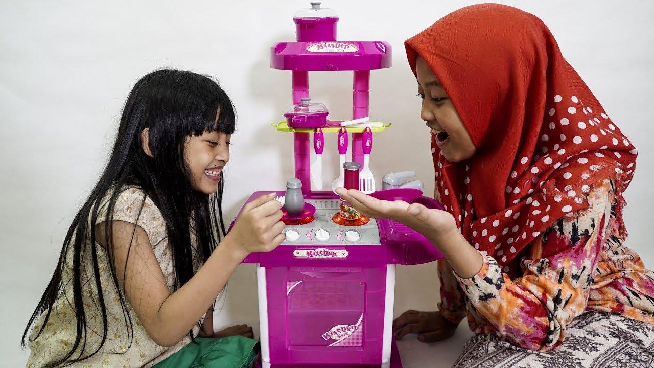 Mainan Kitchen Set Untuk Anak Mainan Masak Masakan Mainan Anak