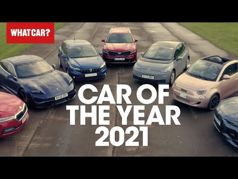 Car of the Year REVEALED!   Best new cars of 2021   What Car?