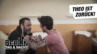 Berlin - Tag & Nacht - Theo ist zurück! #1714 - RTL II