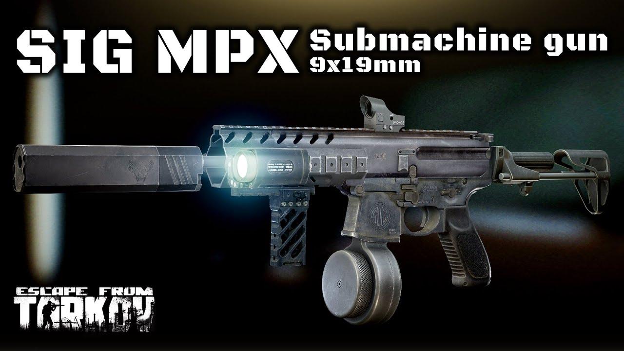 존윅이 집어던진 희대의 물총 MPX, 탈콥에선 어떨까? Feat.총알의 중요성