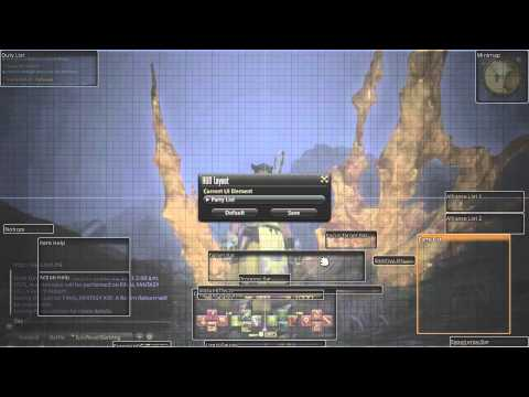 Repeat FFXIV - Paladin Tanking Guide: User Interface and Macros by