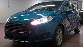 Ford Fiesta Econetic  Videos