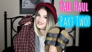 Fall Haul Part Two! Thumbnail