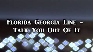 Florida Georgia Line - Talk You Out Of It (Choreography)