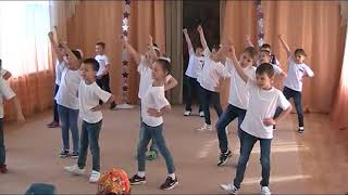 """Танец  """"Зажигай"""" для детей подготовительной группы"""