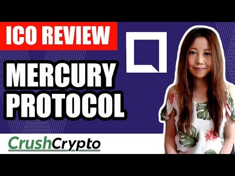 ICO Review: Mercury Protocol (GMT) - The Future of Communication Platforms