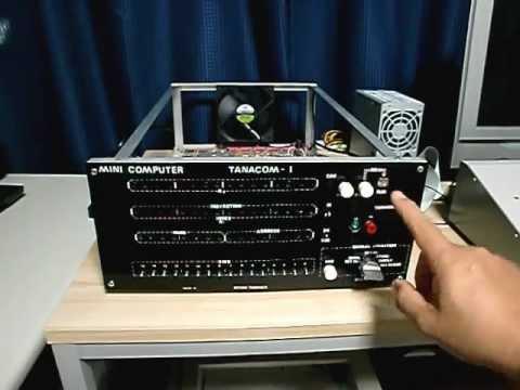 TANACOM-1 Homebrew Computer , Demo-1