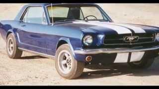 Ford Mustang (Форд мустанг) 1964 обзор