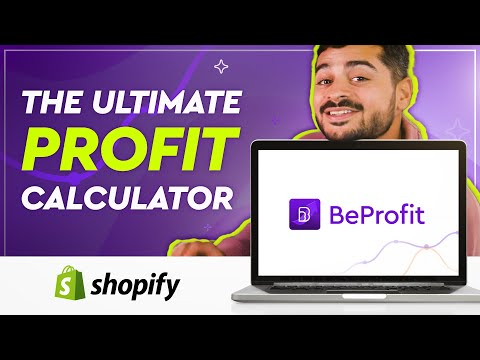 How to Track Shopify Profit & Expenses [BeProfit - Lifetime Profit Calculator]