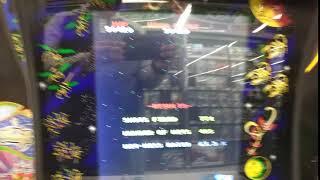 Galaga Final Score