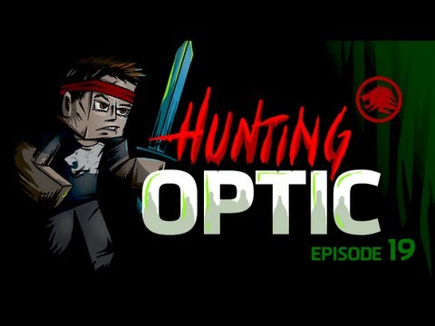 Minecraft: Hunting OpTic - The Command Center!  (Episode 19)