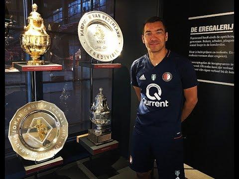 Groot interview Giovanni van Bronckhorst in Feyenoord TV