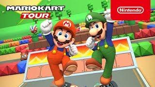 Mario Kart Tour - Mario Bros. Tour Trailer
