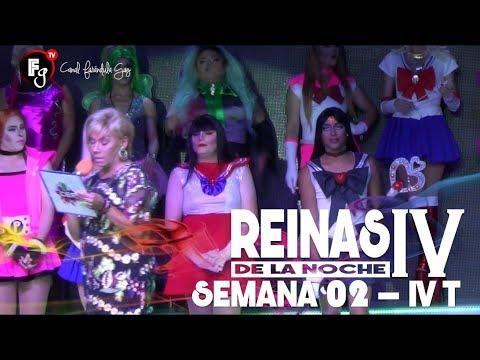 REINAS DE LA NOCHE T4 / CAP 02 - CANAL FARANDULA GAY