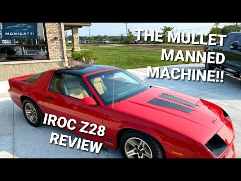 Download CAMARO IROC Z28 REVIEW //WHAT A FREIKING UNIT!