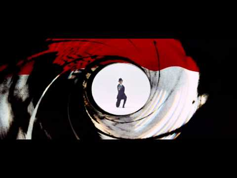 On Her Majesty's Secret Service Gunbarrel HD
