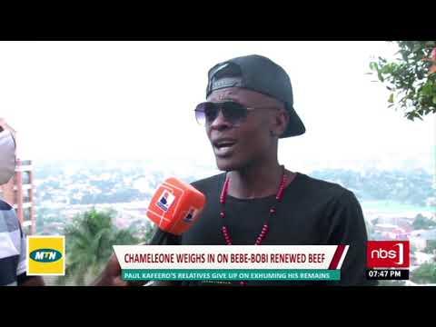 Jose Chameleon weighs in on Bebe Cool- Bobi Wine renewed beef| Uncut