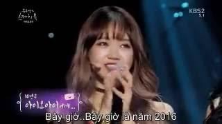 [Vietsub] Yoojung gửi lời tới IOI 10 năm sau