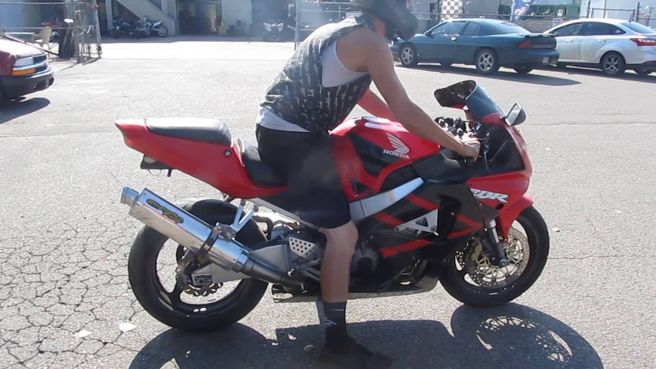 2000 2001 Honda Cbr929rr Cbr 929 Rr Motor And Parts For Sale On Ebay Youtube