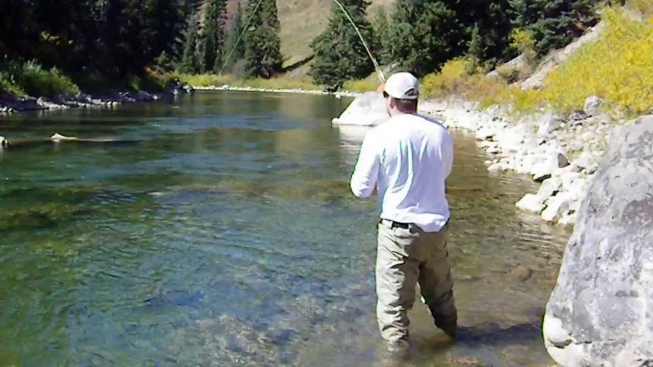 Hoback river fishing wy youtube for Fishing license wyoming