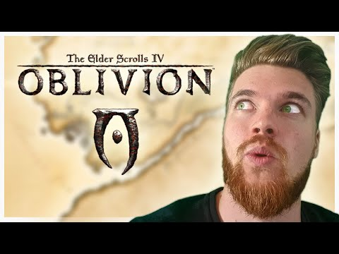 Oblivion BUT Remastered With 2019 Graphics Mods.