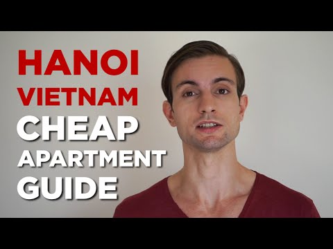 How To Find Cheap Accomodation In Hanoi? (Teaching English In Vietnam Apartments & Housing)