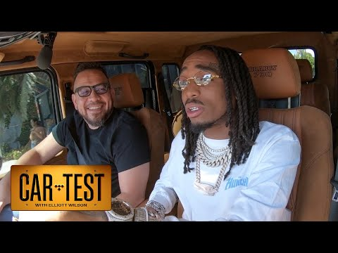 Car Test: Quavo