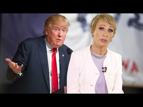 Barbara Corcoran cherishes the time she stood up to Donald Trump