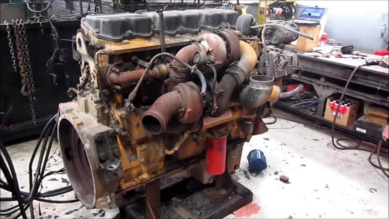 2007    Caterpillar       C15    Acert Diesel    Engine    running MXS