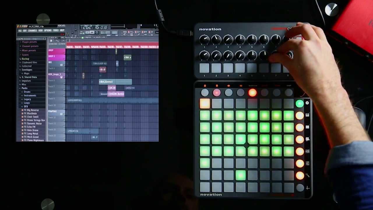 FL STUDIO HERCULES DJ CONTROL