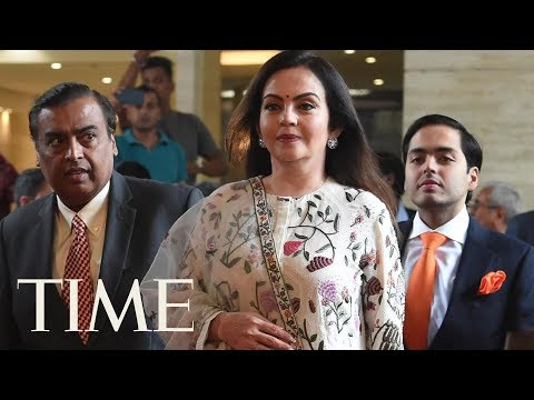 This $100 Million Indian Wedding Will Put Crazy Rich Asians To Shame | TIME